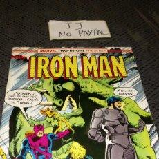 Cómics: CÓMICS FORUM IRON MAN 41. Lote 219135910