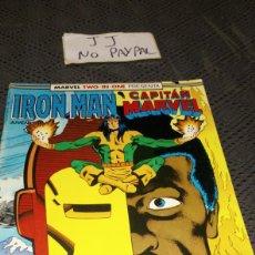 Cómics: CÓMICS FORUM IRON MAN 42. Lote 219135935