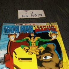 Cómics: CÓMICS FORUM IRON MAN 42. Lote 219135947