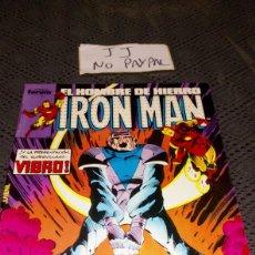 Cómics: CÓMICS FORUM IRON MAN 36. Lote 219135995