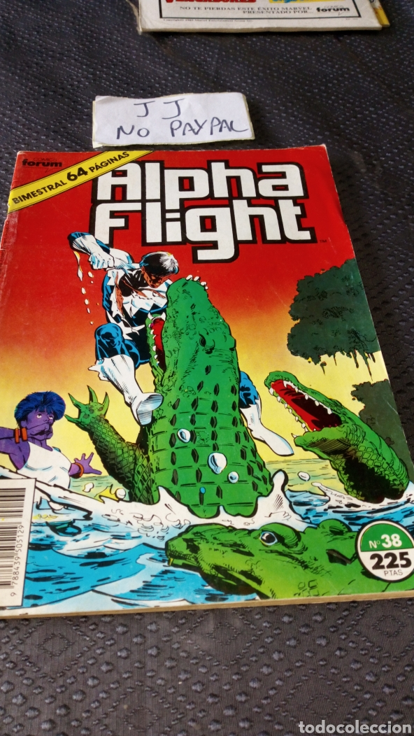 CÓMICS FORUM ALPHA FLIGHT 38 (Tebeos y Comics - Forum - Alpha Flight)