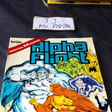 Cómics: CÓMICS FORUM ALPHA FLIGHT 36. Lote 219157992