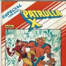 Cómics: PATRULLA X ESPECIAL VERANO 88 - BUEN ESTADO. Lote 219159640