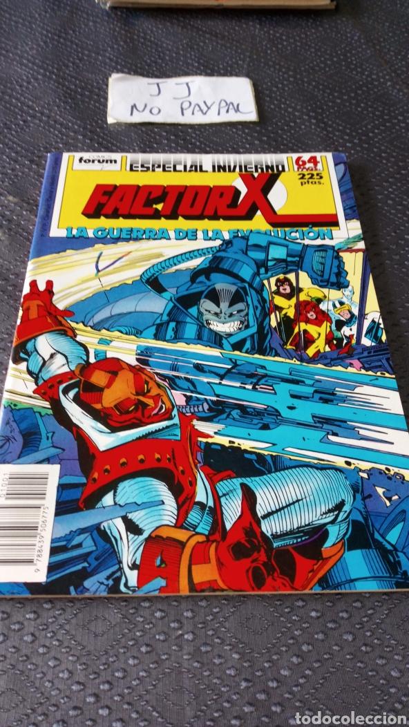CÓMICS FORUM FACTOR X ESPECIAL INVIERNO (Tebeos y Comics - Forum - Factor X)