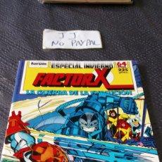 Comics : CÓMICS FORUM FACTOR X ESPECIAL INVIERNO. Lote 219164161