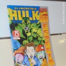 Cómics: EL INCREIBLE HULK ESPECIAL 98 - FORUM. Lote 219216103
