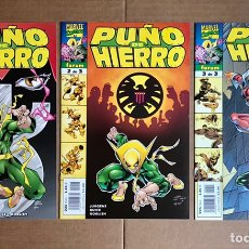 Cómics: PUÑO DE HIERRO - COMPLETA - FÓRUM - 1999. Lote 219259897