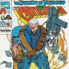 Comics: PATRULLA X - FORUM - VOL. 1 - Nº 133. Lote 219270563