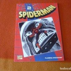 Cómics: SPIDERMAN COLECCIONABLE 1 Nº 2 TRAMPA MORTAL ¡BUEN ESTADO! MARVEL FORUM ROJO. Lote 219304985