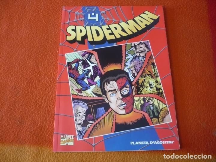 SPIDERMAN COLECCIONABLE 1 Nº 4 LLEGA BUMERANG ¡BUEN ESTADO! MARVEL FORUM ROJO (Tebeos y Comics - Forum - Spiderman)