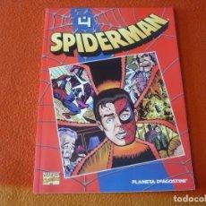 Cómics: SPIDERMAN COLECCIONABLE 1 Nº 4 LLEGA BUMERANG ¡BUEN ESTADO! MARVEL FORUM ROJO. Lote 219305227