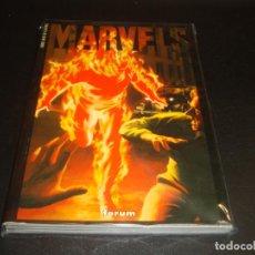 Cómics: MARVELS COMPLETA 4 LIBROS BUEN ESTADO. Lote 219313725