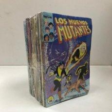Cómics: LOS NUEVOS MUTANTES (FORUM VOL.1) COLECCIÓN COMPLETA 61 NÚMEROS + 4 EXTRAS. Lote 219320266