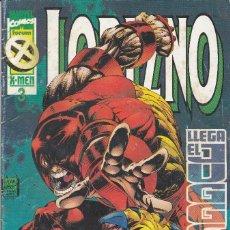 Cómics: LOBEZNO, X-MEN 3 MARVEL COMICS FORUM EDITADO EN 1996.. Lote 219354432
