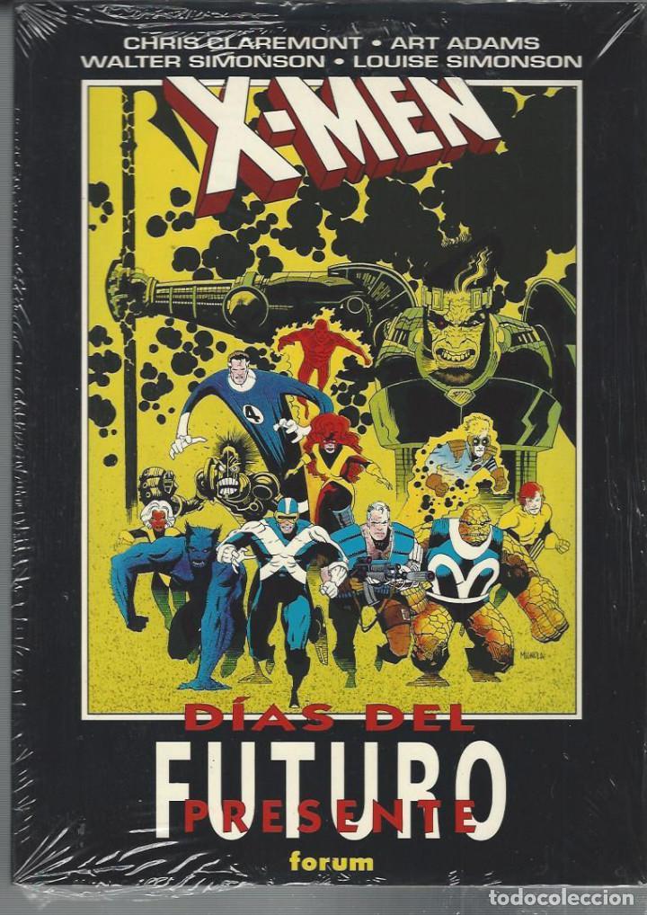 OBRAS MAESTRAS FORUM - X MEN DIAS DEL FUTURO PRESENTE - A ESTRENAR !! (Tebeos y Comics - Forum - X-Men)