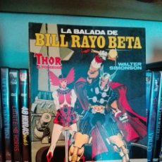 Cómics: LA BALADA DE BILL RAYO BETA TOMO FORUM. Lote 219365981