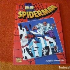 Cómics: SPIDERMAN COLECCIONABLE 1 Nº 26 RUPTURA ¡BUEN ESTADO! MARVEL FORUM ROJO. Lote 219367857