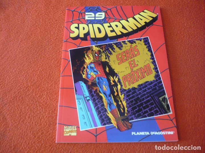 SPIDERMAN COLECCIONABLE 1 Nº 29 EL ENEMIGO INTERIOR ¡BUEN ESTADO! MARVEL FORUM ROJO (Tebeos y Comics - Forum - Spiderman)