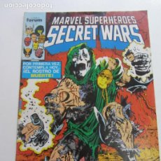 Cómics: SECRET WARS II Nº 10 FORUM MUCHOS MAS A LA VENTA, MIRA TUS FALTAS BUEN ESTADO E2. Lote 219420062
