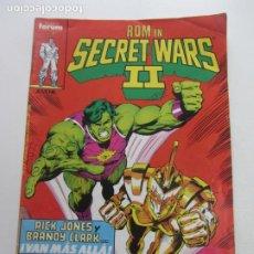 Cómics: SECRET WARS II Nº 27 ROM FORUM MUCHOS MAS A LA VENTA, MIRA TUS FALTAS E2. Lote 219420407