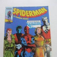 Cómics: SPIDERMAN VOL. 1 Nº 103 FORUM MUCHOS MAS A LA VENTA, MIRA TUS FALTAS E3. Lote 219422887