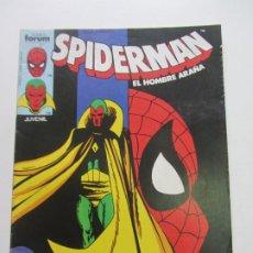 Cómics: SPIDERMAN VOL. 1 Nº 85 FORUM MUCHOS MAS A LA VENTA, MIRA TUS FALTAS E3. Lote 219423540