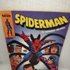 Cómics: SPIDERMAN EL HOMBRE ARAÑA, FORUM NUM. 3. Lote 219389451
