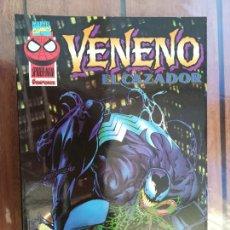 Cómics: VENENO. EL CAZADOR. TOMO FORUM. Lote 219453882
