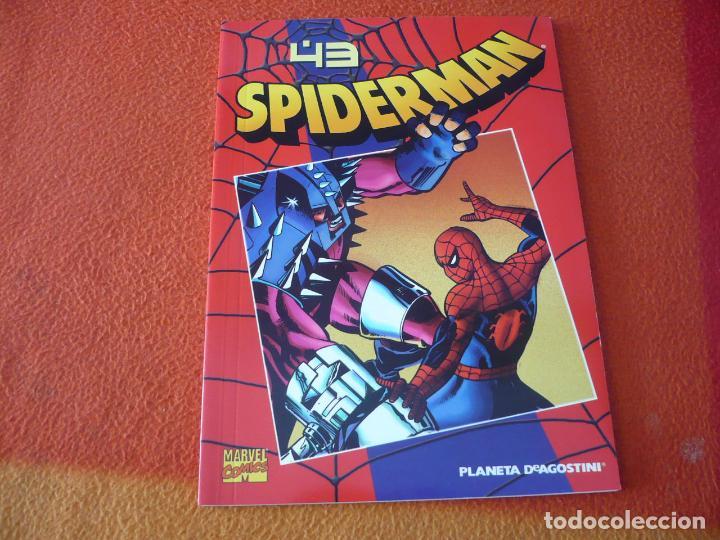 SPIDERMAN COLECCIONABLE 1 Nº 43 EL CAMINO MAS LARGO ¡BUEN ESTADO! MARVEL FORUM ROJO (Tebeos y Comics - Forum - Spiderman)