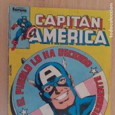 Comics : COMICS FORUM. CAPITÁN AMÉRICA Nº 12. FORUM 1985. Lote 219485313