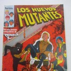 Cómics: LOS NUEVOS MUTANTES. Nº 4. VOL 1 FORUM MUCHOS MAS A LA VENTA, MIRA TUS FALTAS E3. Lote 219535378