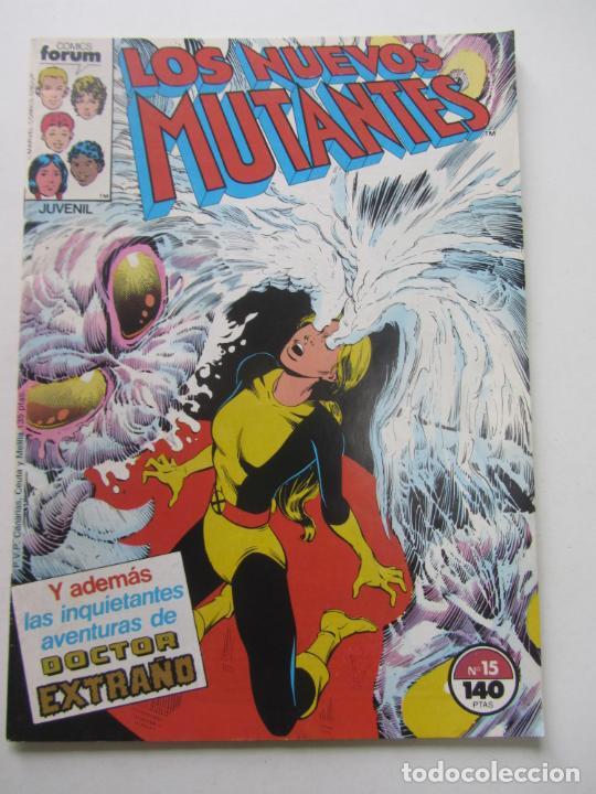 LOS NUEVOS MUTANTES. Nº 15 VOL 1 FORUM MUCHOS MAS A LA VENTA, MIRA TUS FALTAS E3 (Tebeos y Comics - Forum - Nuevos Mutantes)