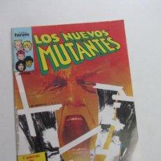Comics : LOS NUEVOS MUTANTES. Nº 27 VOL 1 FORUM MUCHOS MAS A LA VENTA, MIRA TUS FALTAS BUEN ESTADO E3X1. Lote 219536332
