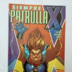 Comics : SIEMPRE PATRULLA X Nº 5, POR FABIAN NICIEZA Y KEVIN MAGUIRE. Lote 219540683