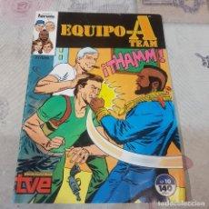 Cómics: COMIC EQUIPO A TEAM. Lote 219625891