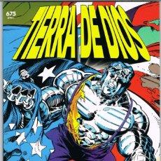 Comics : COLOSO. TIERRA DE DIOS POR ANN NOCENTI Y RICK LEONARDI. COLECCION PRESTIGIO NUMERO 68. Lote 219694167