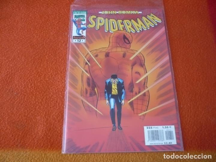 SPIDERMAN DE JOHN ROMITA Nº 12 ¡MUY BUEN ESTADO! FORUM MARVEL EXCELSIOR (Tebeos y Comics - Forum - Spiderman)