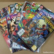 Comics: SPIDERMAN. LOTE DE 18 ESPECIALES / EXTRAS. Lote 219819172