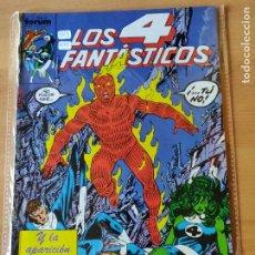 Cómics: LOS 4 FANTÁSTICOS 62. Lote 219830342