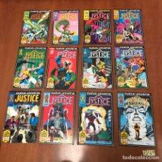 Cómics: NUEVO UNIVERSO JUSTICE - COMICS FÓRUM. Lote 219855718