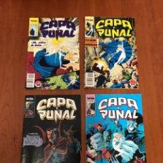 Cómics: LOTE DE COMICS - FÓRUM CAPA Y PUÑAL. Lote 219858247