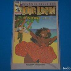 Cómics: COMIC DE DIETER LUMPEN CARIBE I AÑO 1998 Nº 7 DE FORUM LOTE 12 C. Lote 219859248