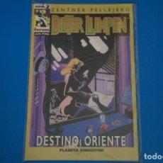 Cómics: COMIC DE DIETER LUMPEN DESTINO ORIENTE AÑO 1998 Nº 2 DE FORUM LOTE 12 C. Lote 219859867