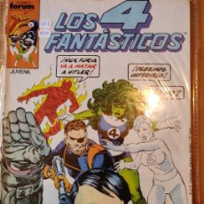 Cómics: LOS 4 FANTÁSTICOS 64. Lote 219874845