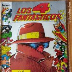 Comics: LOS 4 FANTÁSTICOS 67. Lote 219874935