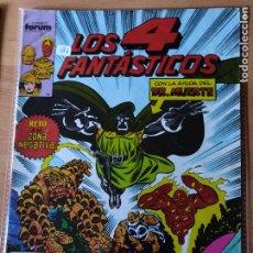 Cómics: LOS 4 FANTÁSTICOS 87. Lote 219876365