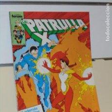 Comics : LA PATRULLA X VOL. 1 Nº 55 - FORUM. Lote 219884113