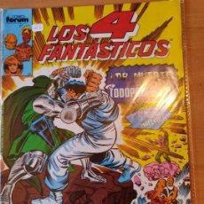 Cómics: LOS 4 FANTÁSTICOS 88. Lote 219958650