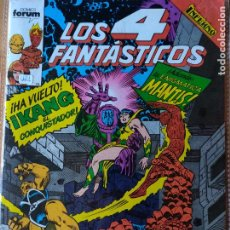Cómics: LOS 4 FANTÁSTICOS 91. Lote 219958692