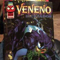 Cómics: VENENO - EL CAZADOR - TOMO FORUM. Lote 220108255